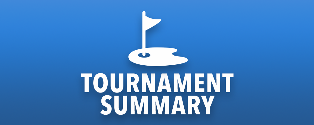 tournament summary button